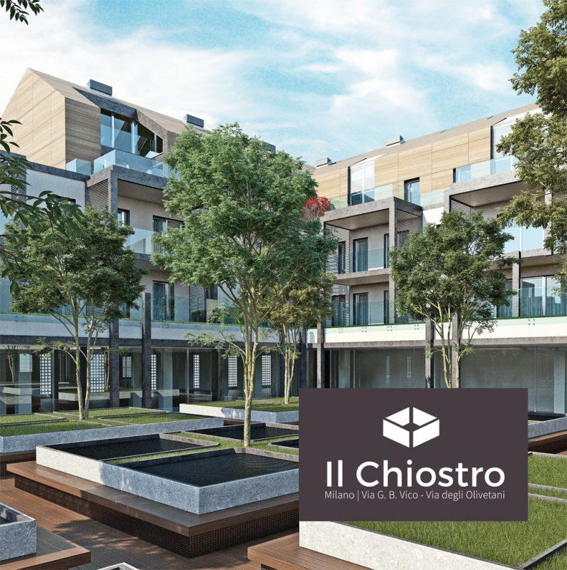 Nuova Brochure per Il Chiostro, un progetto DFA Partner