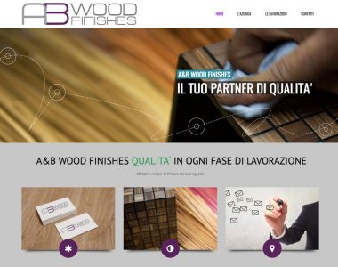 AB Wood Finishes – Web Site