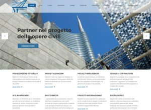 Mpartner – Web Site