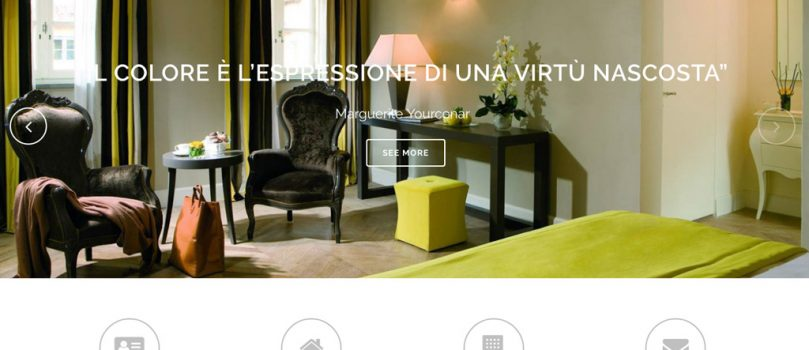 Bazzi Srl – Web Site