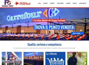 Fantinato Group – Carrefour Market