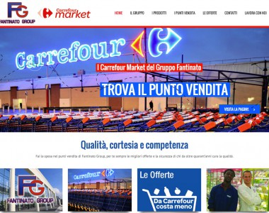 Fantinato Group – Carrefour Market