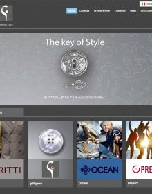 Gritti Group – Web Site