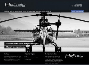 Helitaly – Web Site